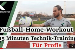 Soccerkinetics Techniktraining für Profis - trainingsland.de