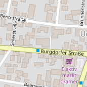Trainings-Location auf Karte