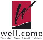 FitnessStudio: well.come Fitness- & Wellness-Club